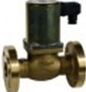 Honeywell Solenoid valves for gas, liquid gas/fuel K-series Flange connection K15G31F