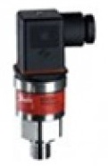 Danfoss pressure transmitter AKS 2050, Pressure transmitters with ratiometric output signal and pulse snubber