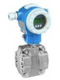 Endress Hauser Differential pressure measurement for flow