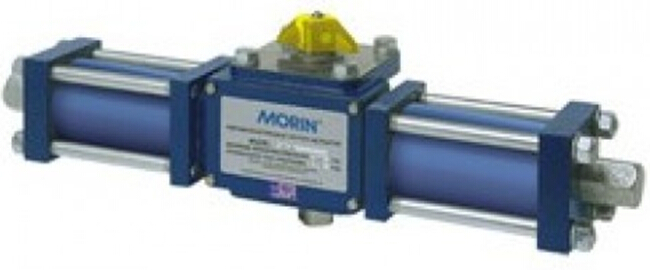 Morin Actuators Series B & C Pneumatic