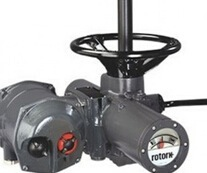 Rotork Electric Actuators A Range
