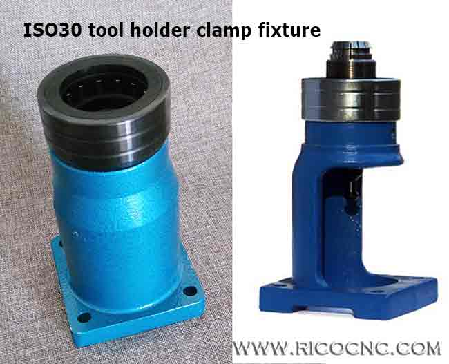 Tool Holder Locking Devices ISO30 Toolholder Clamping Locking Fixtures