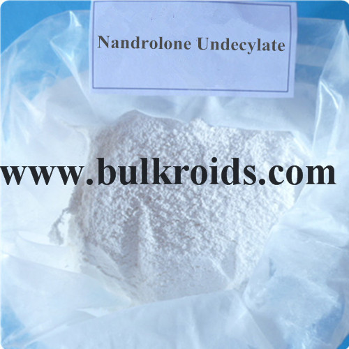 Muscle Building Raw Steroid Powders Nandrolone Undecylate CAS 862-89-5