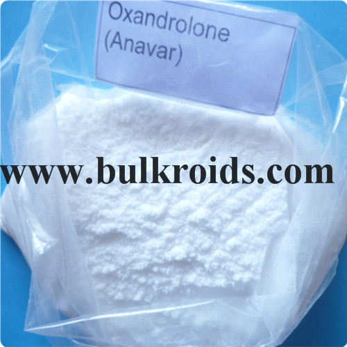 Muscle Building raw Steroid powder Oxandrolone 53-39-4