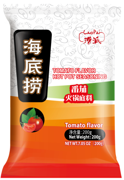Tomato Flavor Hot Pot Seasoning