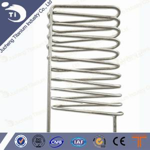 Titanium Spiral Coil Heat Exchanger