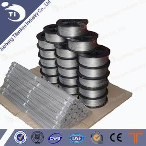GR1 Straight Titanium Welding Wires