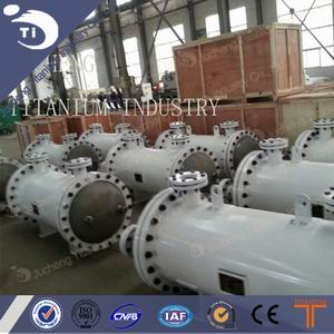 5M2 Titanium Heat Exchanger For Marine