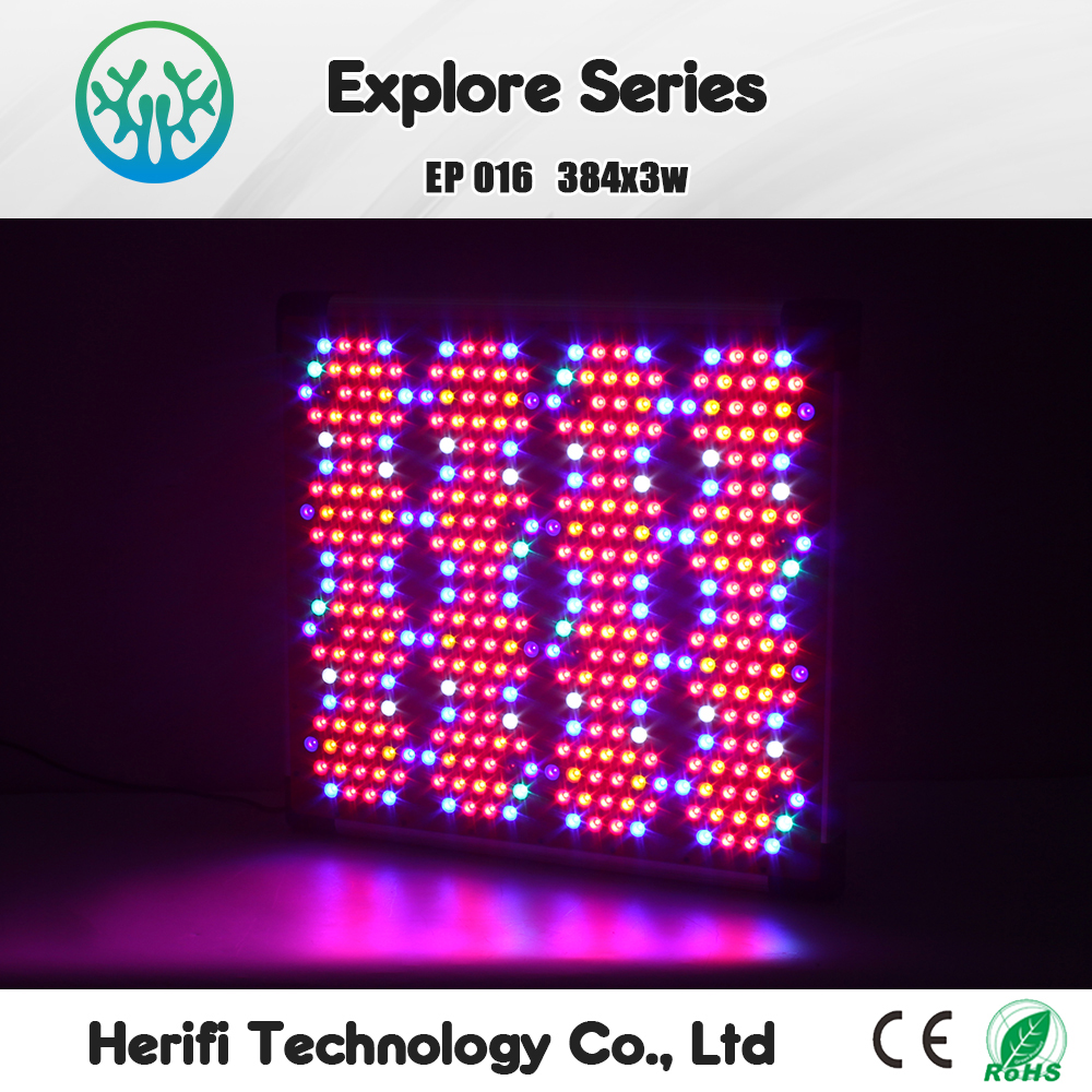 2016 herifi best selling cheap 1600watt led grow lighting for indoor plant growth