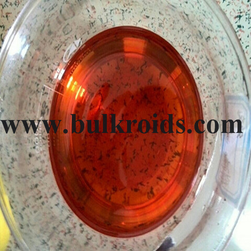 Injectable Semi Finished Steroid Oil Trenbolone Acetate 100mg/ml
