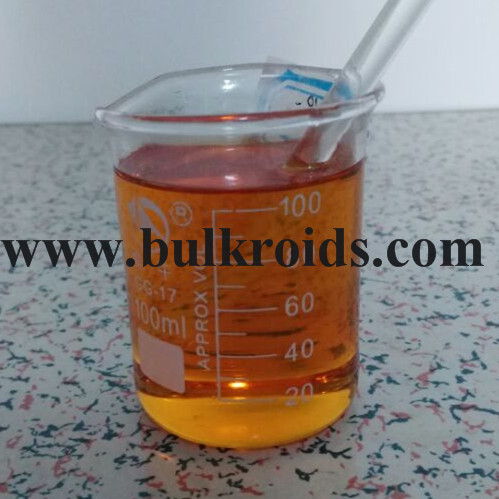 Injectable Semi Finished Steroid Oil Tri Tren 180