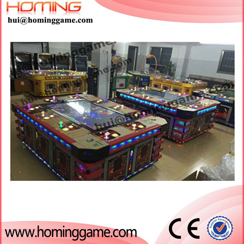 Lottery Gambling Machine/fish Hunter Machine/Ocean Monster Fishing Machine