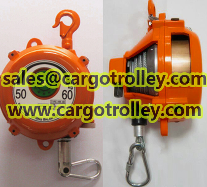 Air casters details with price list pictures
