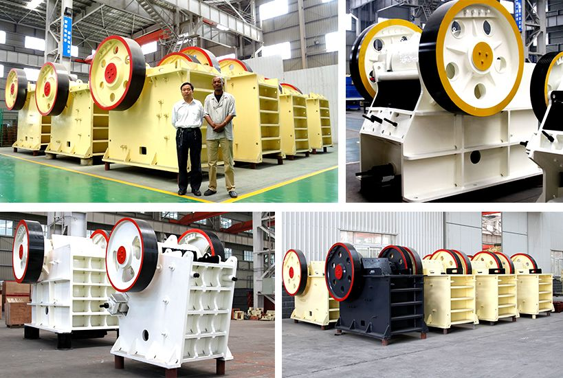 Jaw Crusher Machine/PE Jaw Crusher/Jaw Crusher Machine