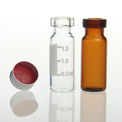 Autosampler Vial 2ml crimp top vial
