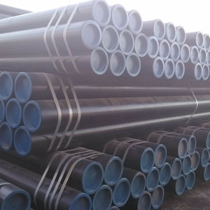 Beveled Black Line Pipe