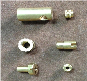 Copper Alloy Galvanized Fastener Casting