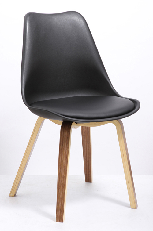 Dining chair JR-7026Q Black