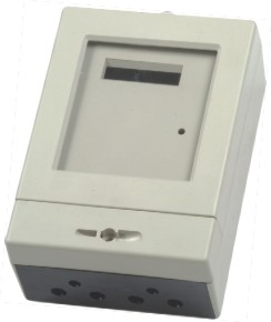 Single Phase Electric Meter Case DDS-010