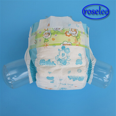 Soft Top Layer Baby Diapers