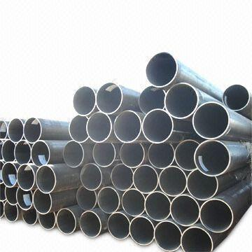 Stainless Steel Seamless Bare Pipe