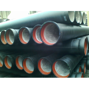 T Joint Ductile Iron Pipe, DN400, K9, 6m