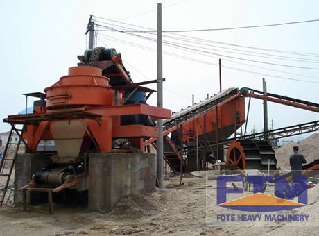 Sand Production Plant/Sand Crusher Line