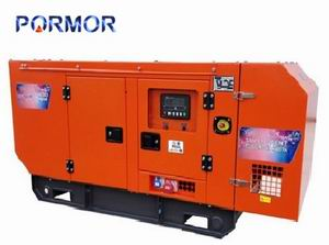 Kubota Soundproof Genset 6 to 35 kVA 50HZ