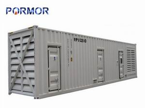 MTU Series Generator Set Container Type 50HZ