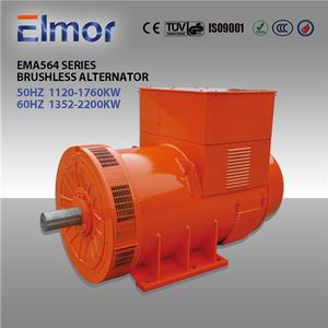 EMA454 Series Brushless Alternator