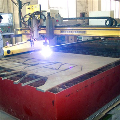 CNC Flame Cutting
