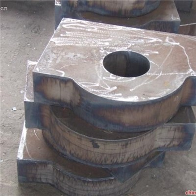 Hardness Carbon Steel Flame Cutting