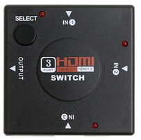 HDMI 3in1 Switch,hdmi switch box