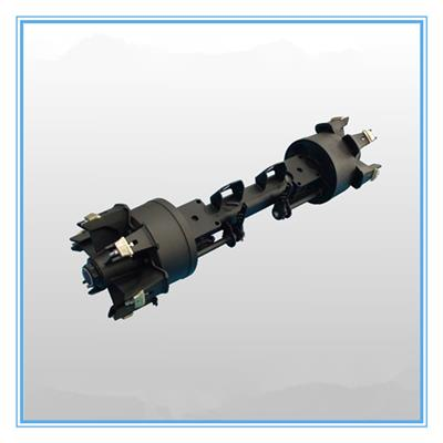 German Type BPW Spoke Axle/ Axles for Sale