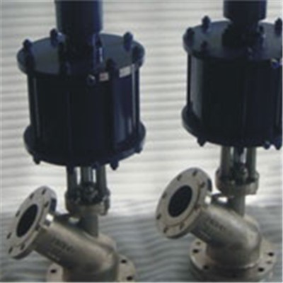 Actuated Tank Bottom Valve