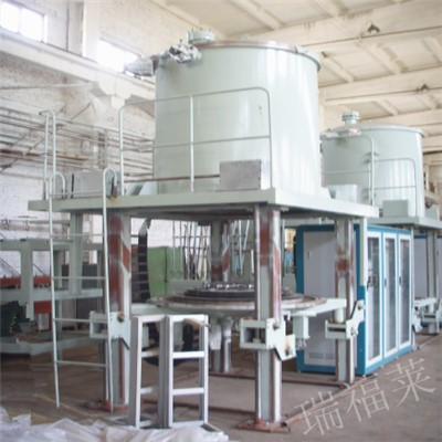 Ceramic Surface Metallization Hydrogen Sintering Furnace