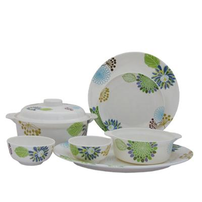 12pcs Melamine Tableware