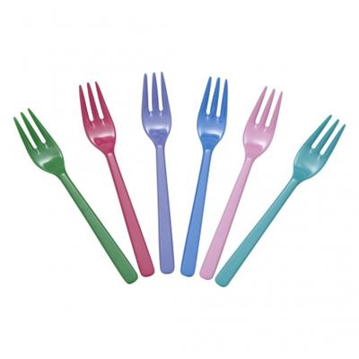 Colorful Melamine Fork