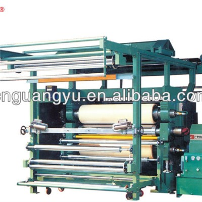 Three Roller Calendering Machine