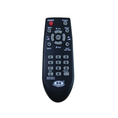 OEM ODM Customized Universal TV Remote Control For India Market