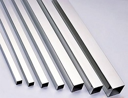 ASTM A312 TP317 Stainless Steel Square Pipe
