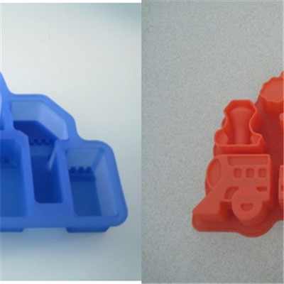 Train Shaped Cake Mold