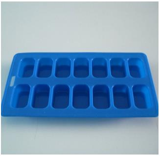 Square Shaped Silicone Ice Mold