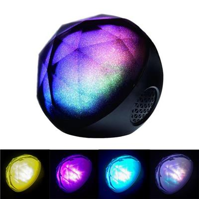 High End Party Bluetooth Speaker With Disco Lights