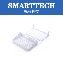 White ABS Plastic Enclosure Parts Mould China Makers