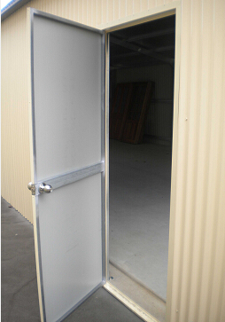 Single Skin Steel Door For Houses