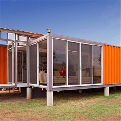 40ft Modified Container House