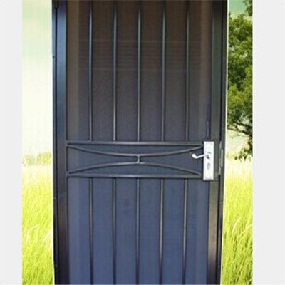 Steel Tube Screen Door