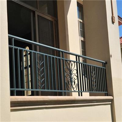 Galvanized Balcony Fence
