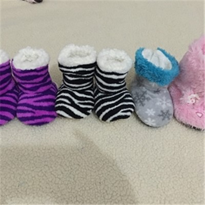 Custom Toddle Baby Boot Socks